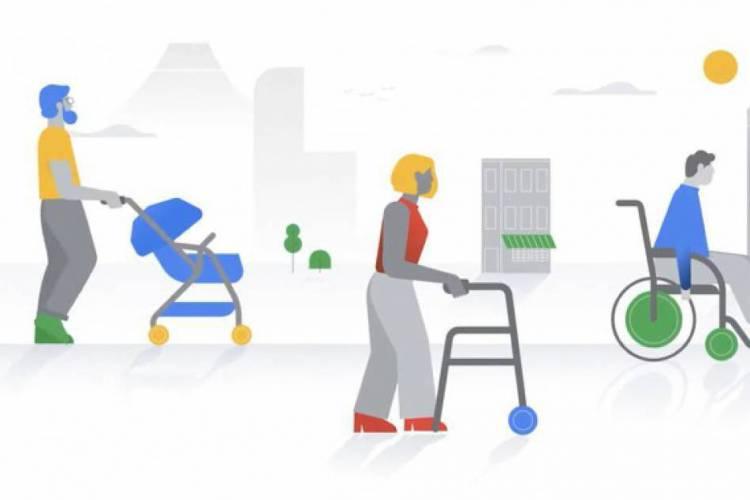 Google Maps indicará se um local é acessível para cadeirantes